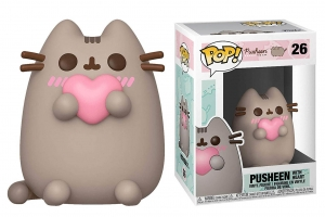 Pop! Cartoons: Pusheen - Pusheen with heart
