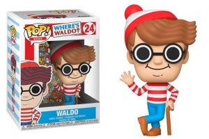 Pop! Books: Where's Waldo - Waldo
