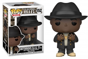 Pop Rocks: Music - Notorious B.I.G. with fedora
