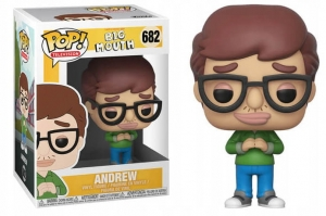 POP! Vinyl: Big Mouth - Andrew