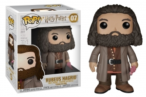 POP Movies: Harry Potter - Rubeus Hagrid 6""