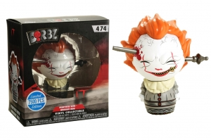 Dorbz: It  2017 : Pennywise w/ Wrought Iron