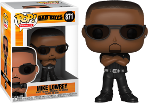 POP Movies: Bad Boys - Mike Lowrey