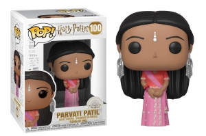 POP Harry Potter: HP S8 - Parvati Patil (Yule)