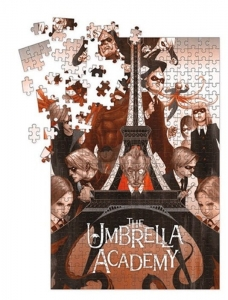 The Umbrella Academy: Apocalypse suite puzzle