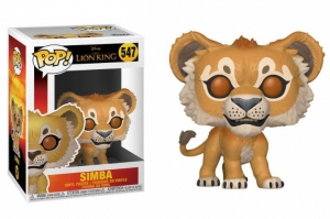 Pop! Disney: The Lion King - Simba  PROMO