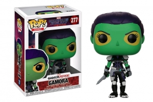 FUNKO POP! GAMES - GUARDIANS OF THE GALAXY: THE TELLTALE SERIES GAMORA
