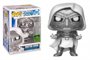 POP Marvel: Fantastic Four Doctor Doom ECCC limited