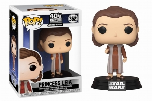 POP Vinyl: Star Wars: ESB- Leia (Bespin)