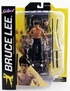 Bruce Lee Select: Shirtless Action Figure