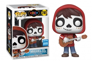 POP! Vinyl- Miguel (Coco - Day of the Dead Makeup)
