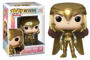 POP Heroes: WW 1984- WW Gold Power (MT)