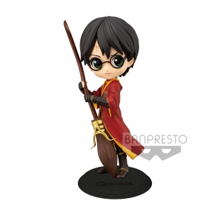 Harry Potter: Q Posket - Harry Potter Quidditch Style Version A