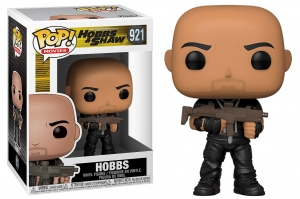 POP Movies: Fast & furious: Hobbs & Shaw  - Hobbs