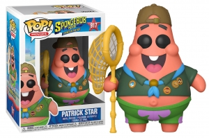 POP Animation: The SpongeBob Movie: Sponge on the Run - Patrick Star
