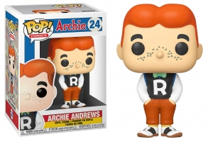 POP Comics: Archie Comics- Archie Andrews