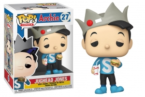 POP Comics: Archie Comics- Jughead Jones