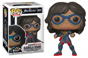 Funko POP Marvel games: Avengers Kamala Khan