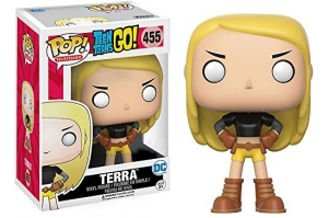 Pop! TV: Teen Titans Go! - Terra exclusive