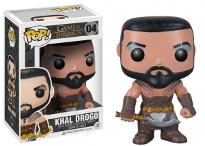 Khal Drogo Game of Thrones