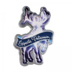 Harry Potter: Expecto Patronum Enamel Pin Badge