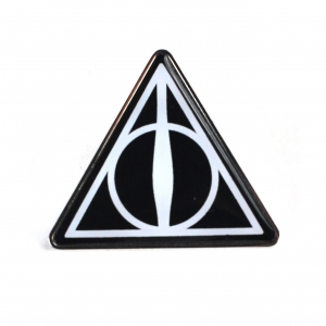 Harry Potter: Deathly Hallows Enamel Pin Badge