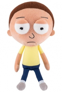 Galactic Plushies: Rick and Morty - Morty