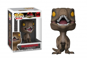 Pop! Movies: Jurassic Park - Velociraptor POP!