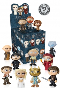 Mystery Minis Game of Thrones series 3