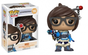 Pop! Games: Overwatch - Mei POP!