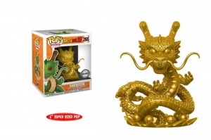 Dragonball Z POP! Animation Vinyl Figure Shenron Gold exclusive
