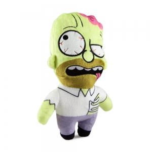 Simpsons Homer Phunny Plush Zombie
