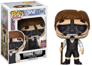 Young Ford Westworld Exclusive