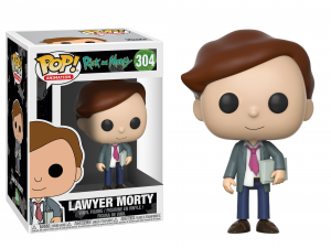 Pop! Animation: Rick and Morty - Lawyer Morty