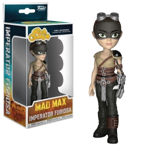 Rock Candy: Mad Max Fury Road - Furiosa VINYLS