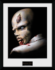 Resident Evil: Zombie Collector Print