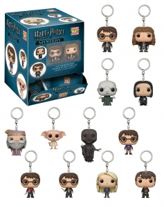 POCKET POP! KEYCHAIN BLINDBAG: HARRY POTTER brelok