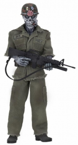 Stormtroopers of Death: Sgt. D 8 inch Clothed Action Figure