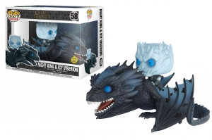 Funko Pop Rides: Game of Thrones-Night King on Icy Viserion