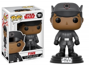 Pop! Star Wars: The Last Jedi - Finn (Imperial Officer)