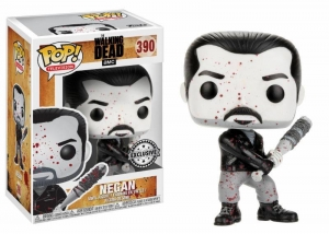 Pop! TV: The Walking Dead - Negan Black and White LE