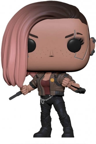 Funko Pop! Games: Cyberpunk 2077 - V-Female