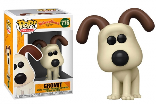 POP Animation: Wallace & Gromit- Gromit