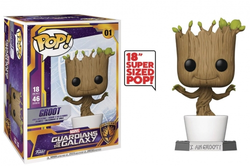 POP Marvel: GotG- 18 Dancing Groot