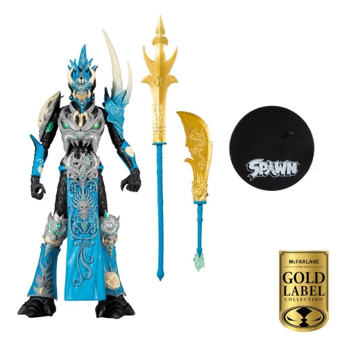 Spawn Action Figure Mandarin Spawn Gold Label Series 18 cm