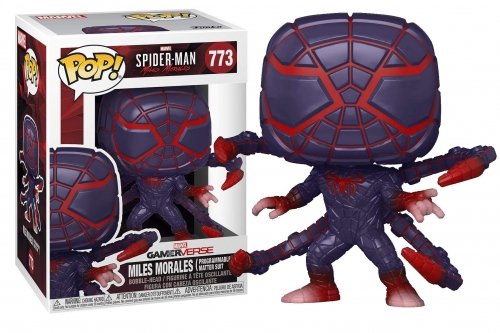 POP! Spider-man: Miles Morales programmable suit
