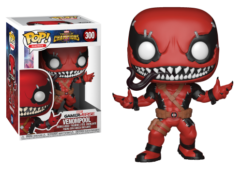 Pop! Games: Marvel - Contest of Champions - Venompool