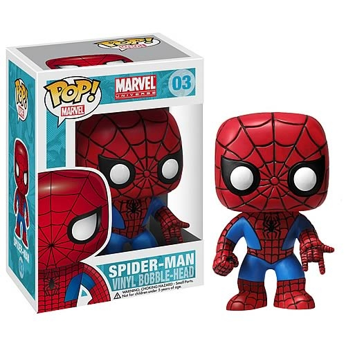Spider-man POP vinyl Funko