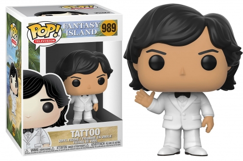 POP TV: Fantasy Island- Tattoo