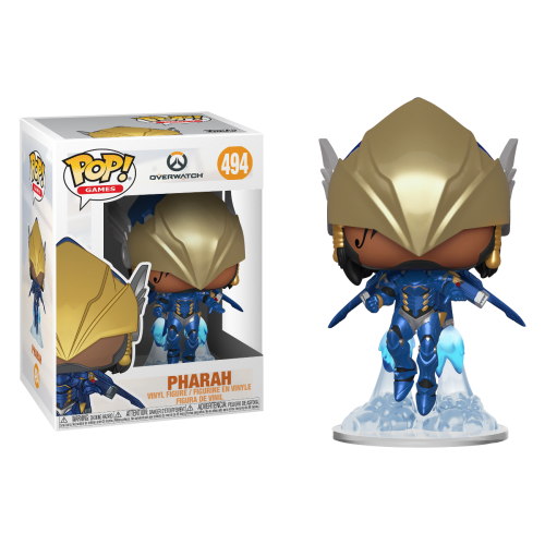Pop! Games: Overwatch - Pharah